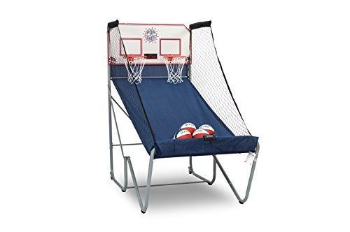Dual basket Pop-A-Shot