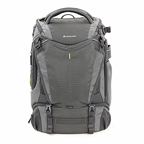A backpack with easy rear, side, and top access