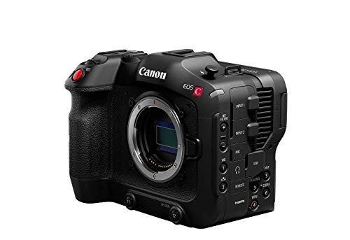 Canon EOS C70 Cinema Camera (RF Mount Camera)
