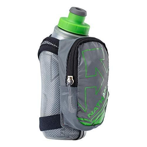 Easy-to-grip running water botttle
