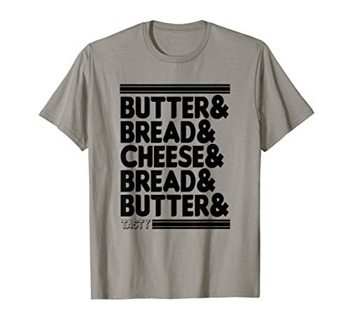 Grilled cheese recipe t-shirt