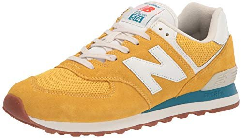 Bright and bold. New Balance shoees