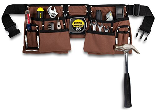 Keep your tools handy with a tool belt