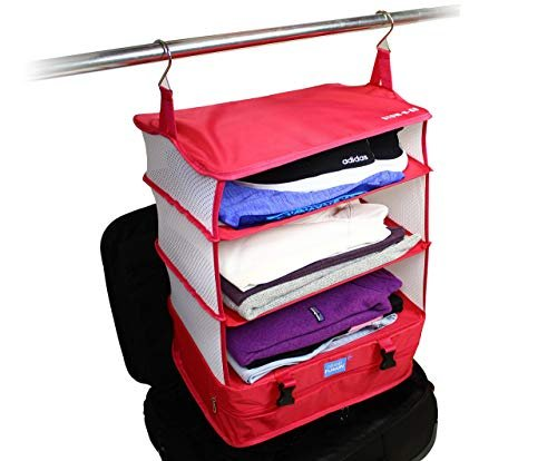 Luggage organizer and space saver