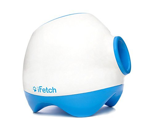 Interactive ball launcher for dogs