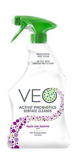 Active probiotics all-purpose cleaner spray