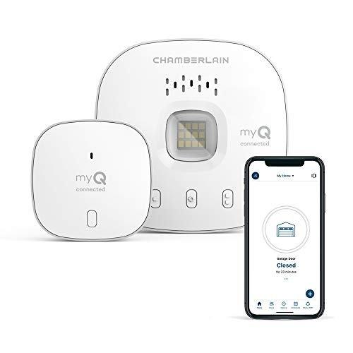 Smart wireless garage control with Bluetooth