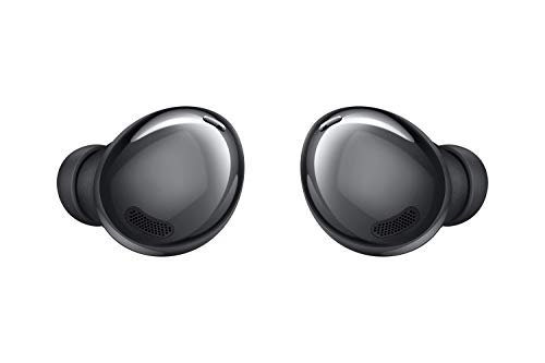 SAMSUNG Galaxy Buds Pro, Bluetooth Earbuds, True Wireless, Noise Cancelling, Charging Case, Quality Sound, Water Resistant, Phantom Black (US Version)