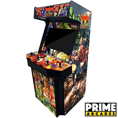 4-player arcade machine with 4,708 games
