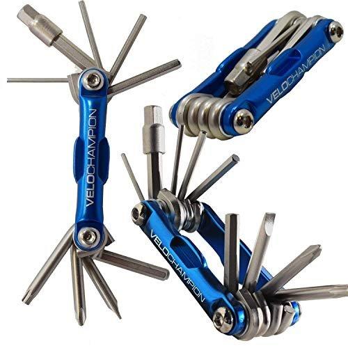 10-in-1 multi-function bike tool