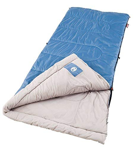 20% discount on a Coleman sleeping bag