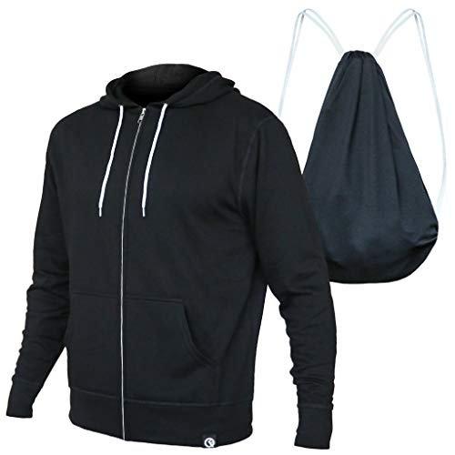 2-in-1 reversible backpack hoodie