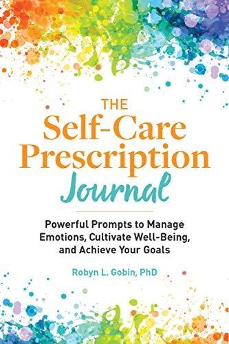 The Self Care Prescription Journal