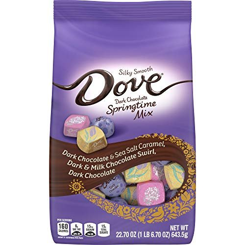 Dove Dark Chocolate Springtime Mix (22.7 oz pack)