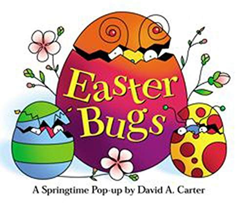 Easter Bugs : A Springtime Pop-up