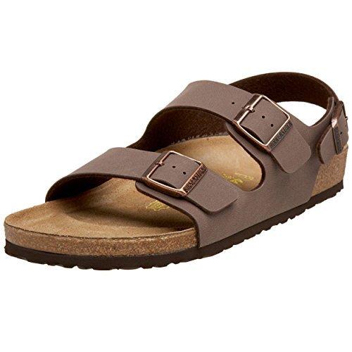 Birkenstock Milano sandals with adjustable straps