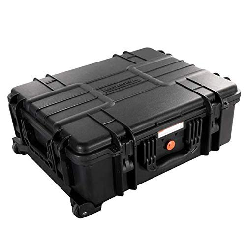 Vanguard waterproof camera case with removable dividers