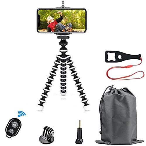Tripod kit with Bluetooth remote from SmilePowo