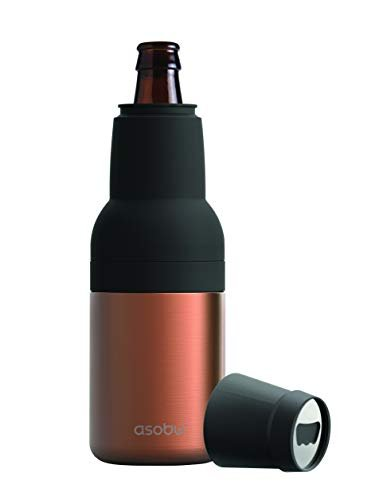 15% savings on a vacuum insulated stainless steel beer bottle cooler