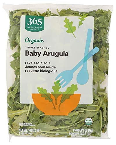 365 by Whole Foods Market, Organic Packaged Baby Arugula, 5 oz
