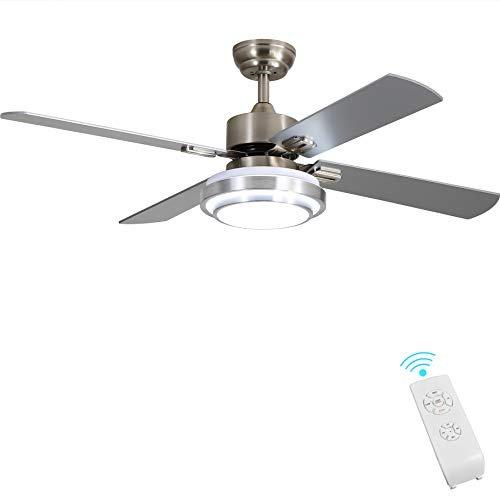 15% savings on an indoor ceiling fan