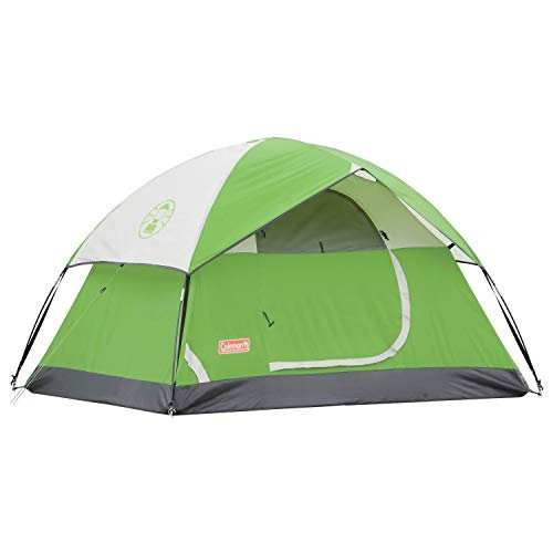 4-person Coleman dome tent