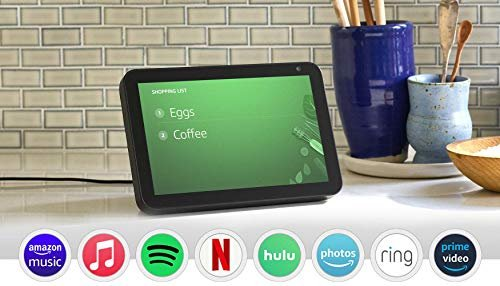 Just ask Alexa with the Echo Show 8