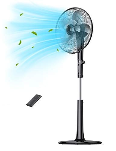 Get 10% off an oscillating pedestal fan