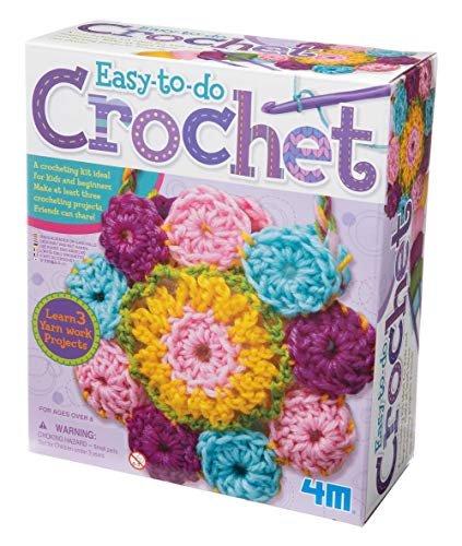 Easy-to-do crochet kit