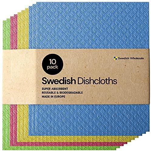 32% discount on Swedish dishcloths