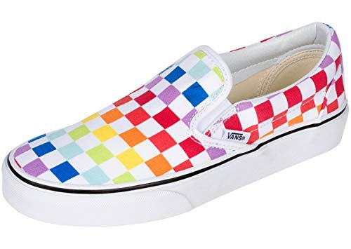 Vans has a pride collection & makes donations to LGBTQ organizations