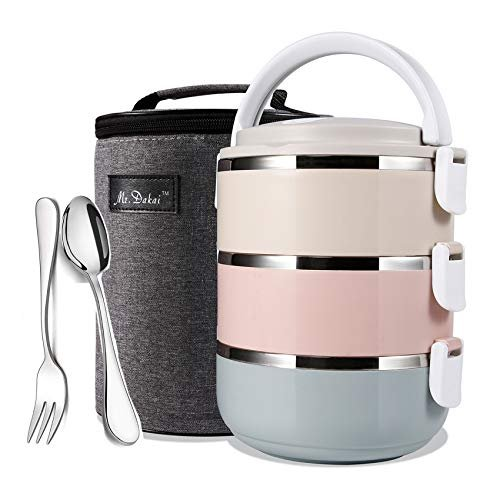 Take 15% off a stackable stainless steel lunch box