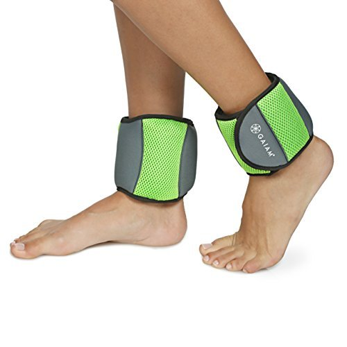 Strength training ankle weights