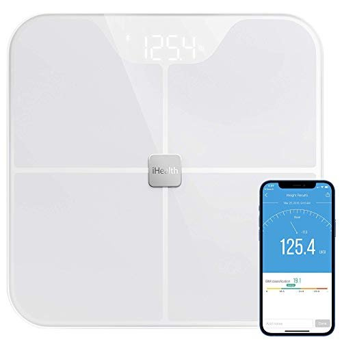Take 63% off a smart body fat scale