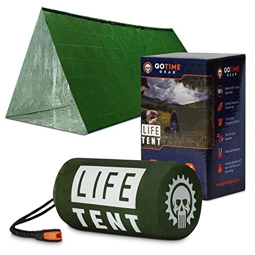 32% off an emergency survival tent