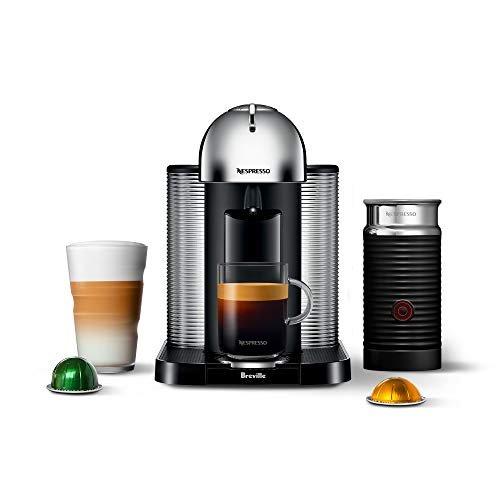 Barista-grade espresso at the touch of a single button