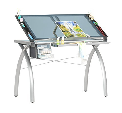 And finally, a desk to use for it all