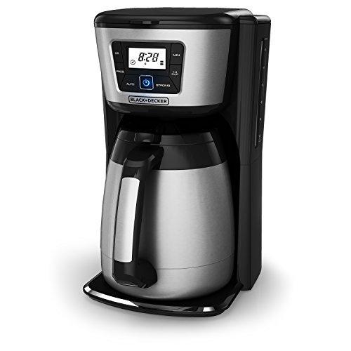 BLACK+DECKER 12-cup coffee maker