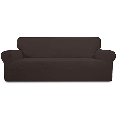 Save 19% on an easy-going stretch sofa slipcover