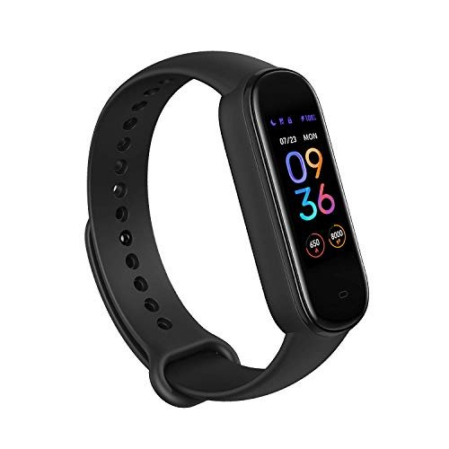 Fitness tracker with Alexa built-in