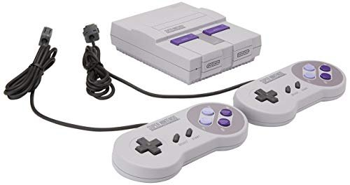 90s kids, the Super NES is your console