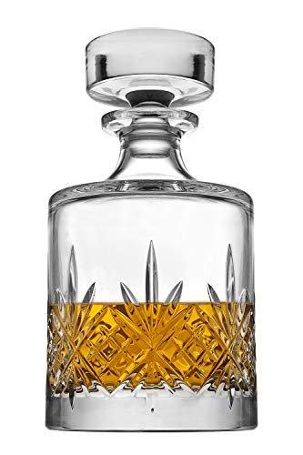 Timeless whiskey decanter