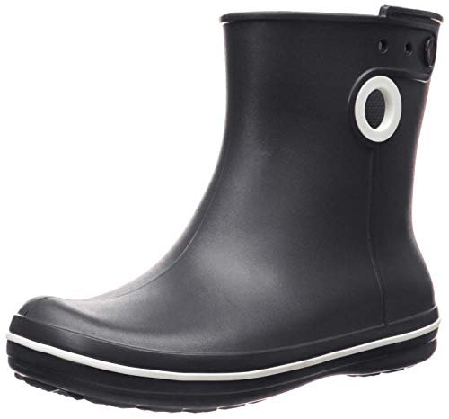 Rubber boots for gardening