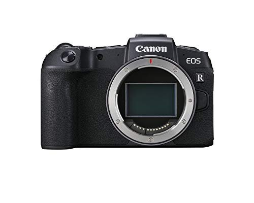 Canon EOS mirrorless digital camera