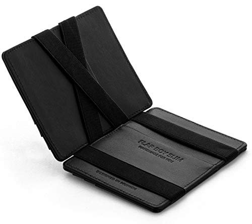 Ditch the bulky wallet for the slim Magic Wallet