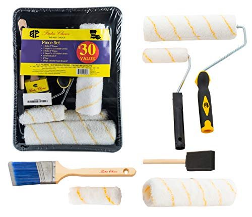 11-piece home painting supplies