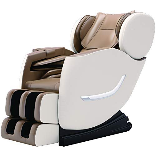 Zero-gravity massage chair