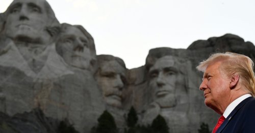 Trump Says His Administration Saved America, Agrees With Bongino He'd Be on Rushmore if He Were a Democrat