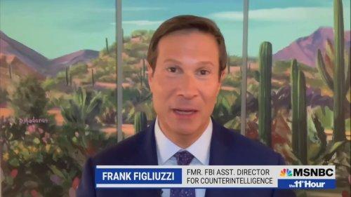 Frank Figliuzzi: Tucker Carlson Ignorant or Deceiving People