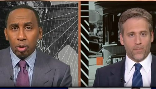 Stephen A. Smith Fumes at Max Kellerman's 'Ignorant' Kevin Durant Take: 'You Bring Up Irrelevant Nonsensical Points'
